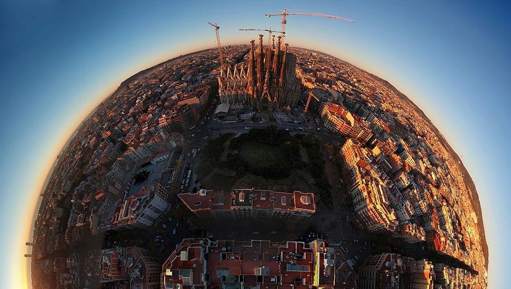 La Sagrada Familia a 360º
