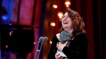Adelfa Calvo gana el Goya a mejor actriz de reparto