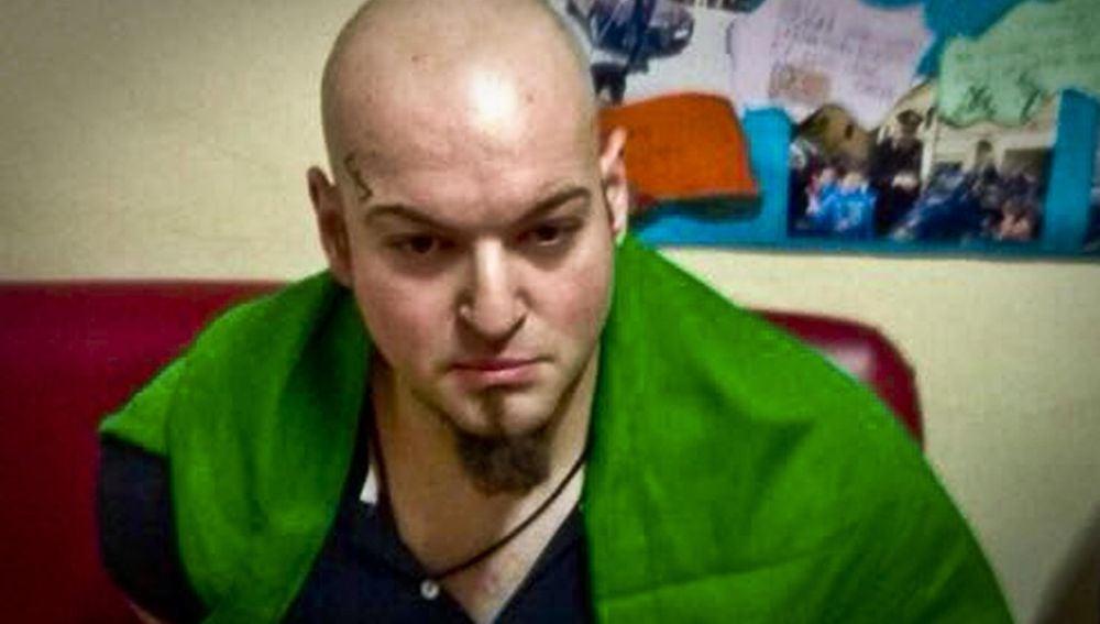 Luca Traini, el autor del tiroteo