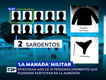 El perfil de los diez sospechosos