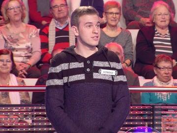 El primer concursante polaco de la historia de '¡Ahora Caigo!'