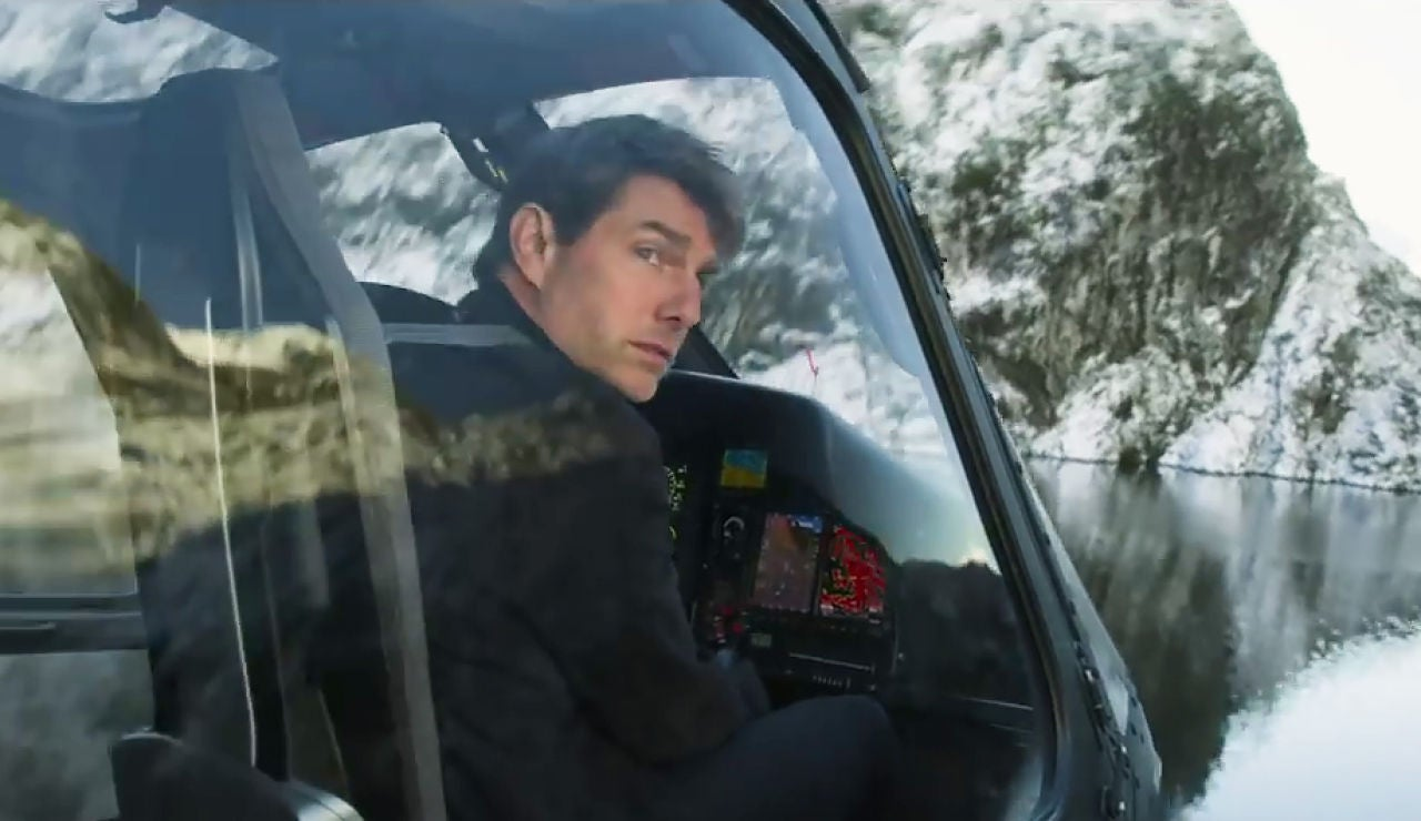 Tom Cruise en 'Misión: Imposible - Fallout'