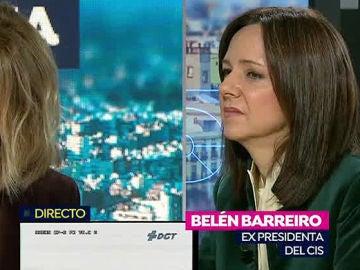 Belén Barreiro y Fernando Vallespín