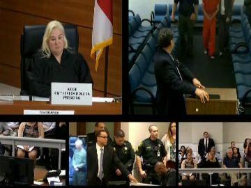 Decretada prisión sin fianza para Nikolás Cruz, el autor del tiroteo de Florida que causó 17 muertos