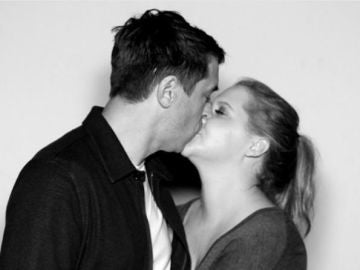 Amy Schumer  y Chris Fischer