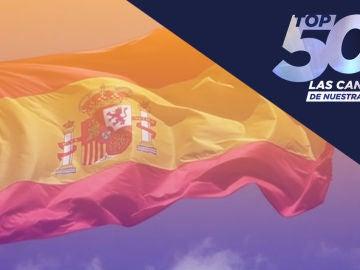 Top 50: Canciones de nuestra vida Marca España