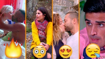 Sexo decepcionante, obsesiones y rupturas en el sexto programa de 'Casados a primera vista'