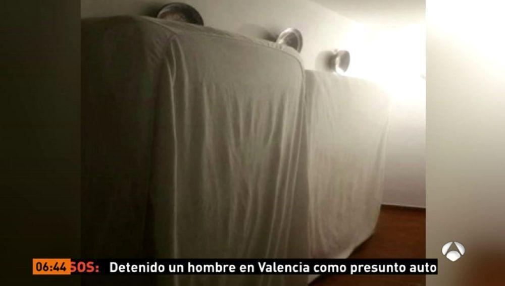 Clausuran un hotel en el distrito madrileño de Usera