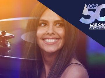 Cristina Pedroche presenta Top 50