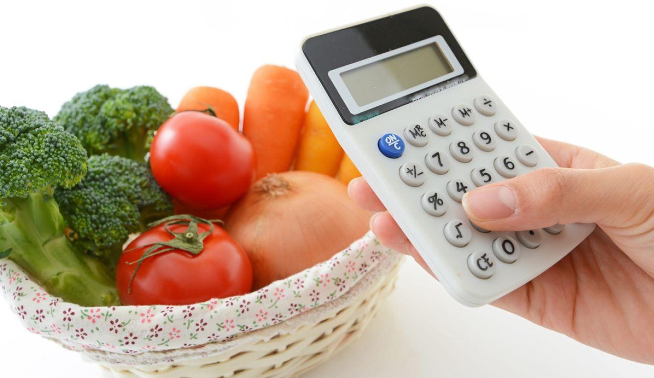 Calculadora de calorías