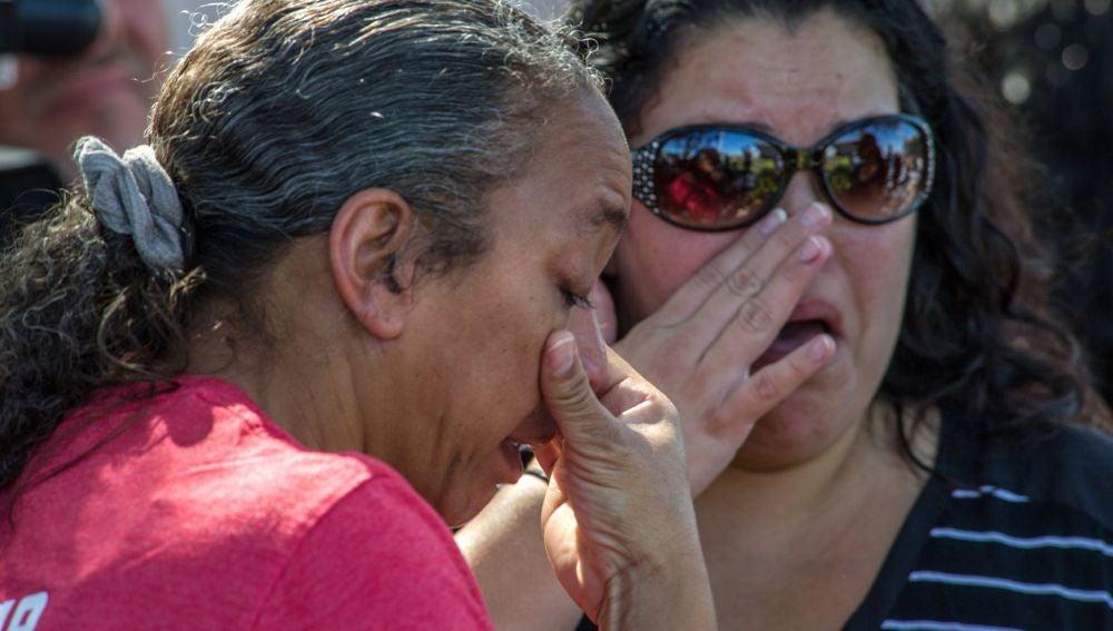 Ceremonia conmemorativa en Parkland, Florida