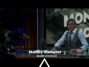 El Peliculón estrena 'Money Monster', protagonizada por George Cloney