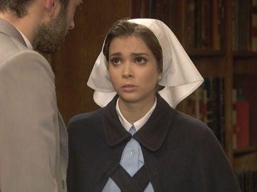 """Laura, aterrada ante Saúl: """"Va a pasar algo muy serio"""""""