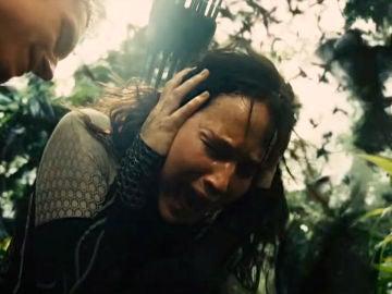 Katniss está que no se lo cree