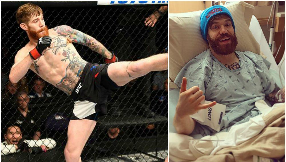 ANTENA 3 TV | Le rompen un testículo a un luchador de UFC tras ...