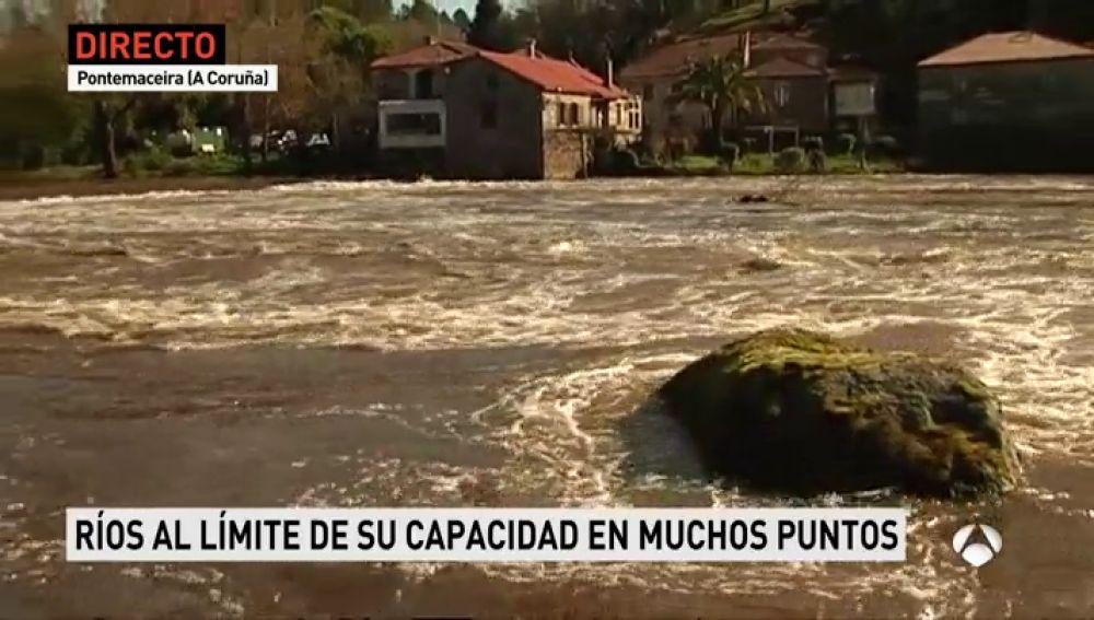 Las precipitaciones de los últimos meses alejan la sequía de Galicia