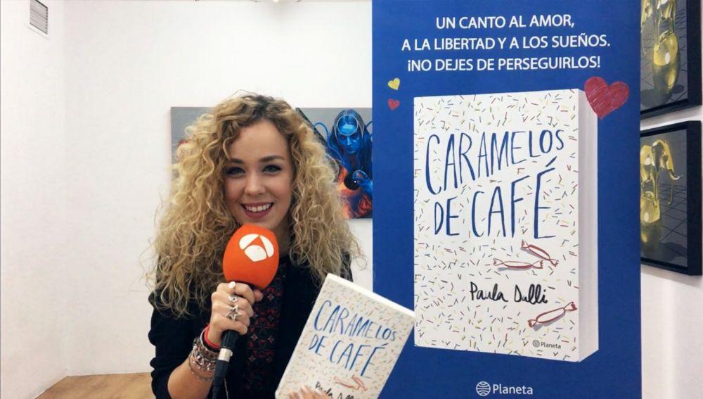 Paula Dalli presenta 'Caramelos de café'