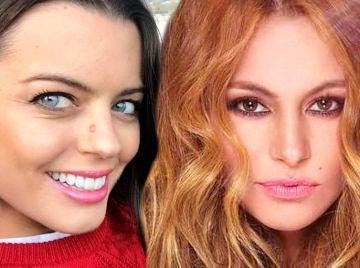 Adriana Torrebejano imita a Paulina Rubio en 'Tu cara me suena'