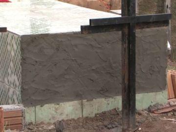 Imagen de la tumba de Rosangela Almeida dos Santos
