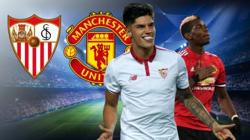 Sevilla - Manchester United, partido de octavos en Champions Total