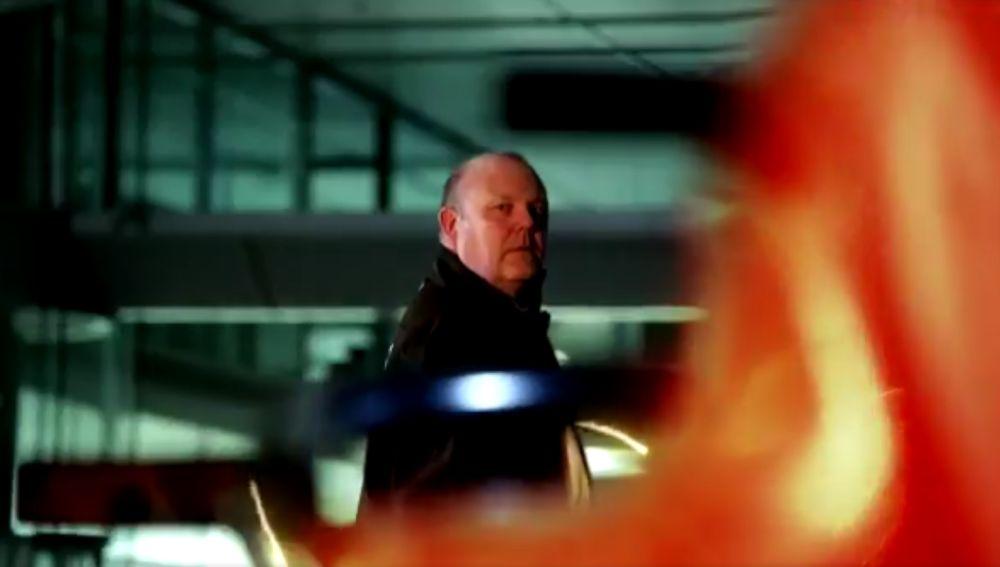 Momento del vídeo de McLaren del MCL33