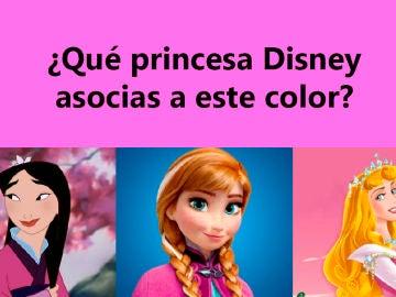 El test Disney más colorido