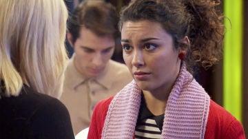 Belén, muy preocupada por su futuro como actriz