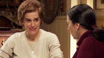 ¿Comenzará a trabajar Luisita en el hostal?