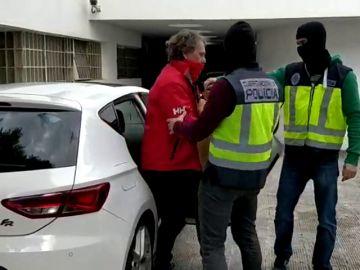 Decomisan 6 mil euros a Sito Miñanco en la cárcel