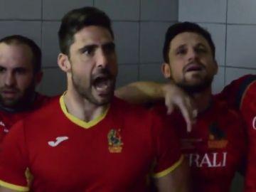 La victoria del España-Rumanía de rugby se empezó a gestar con esta brutal arenga: