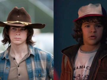 Dustin y Carl