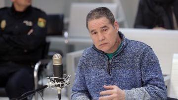 El histórico etarra Anton Troitiño ante la Audiencia Nacional