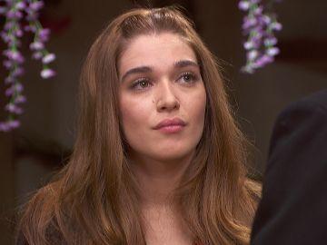 Prudencio reprocha a Julieta su desplante hacia Saúl