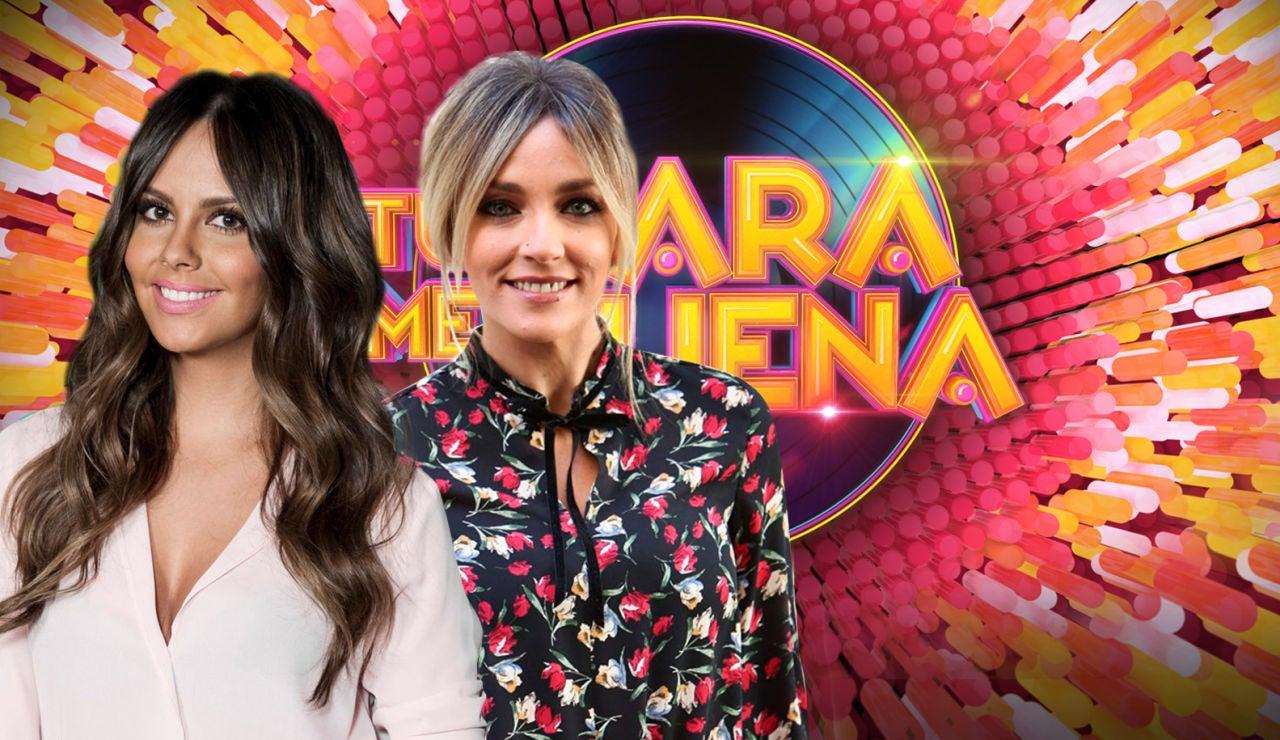 Cristina Pedroche y Anna Simon se convertirán en Aitana War