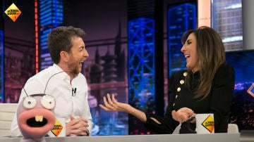 La ronda de chistes más divertida de Paz Padilla con Trancas y Barrancas