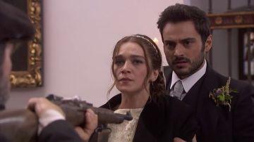 Julieta se enfrenta a los jornaleros por Saúl