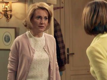 Laura arremete contra su madre al conocer su relación con Julián Azevedo