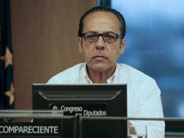 El responsable de Gürtel en la Comunidad Valenciana, Álvaro Pérez, el Bigotes