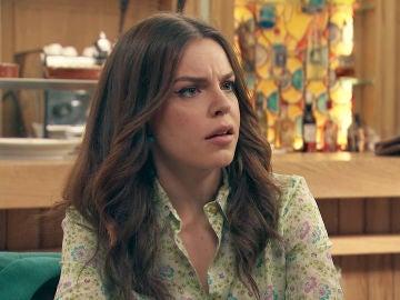 María, a punto de descubrir los sentimientos de Ignacio