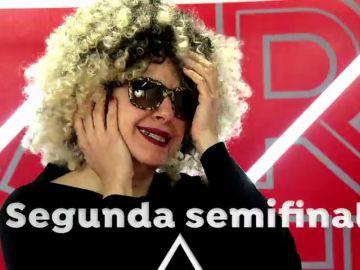 Cristina Pedroche y Anna Simon estarán en la semifinal de 'Tu cara me suena'