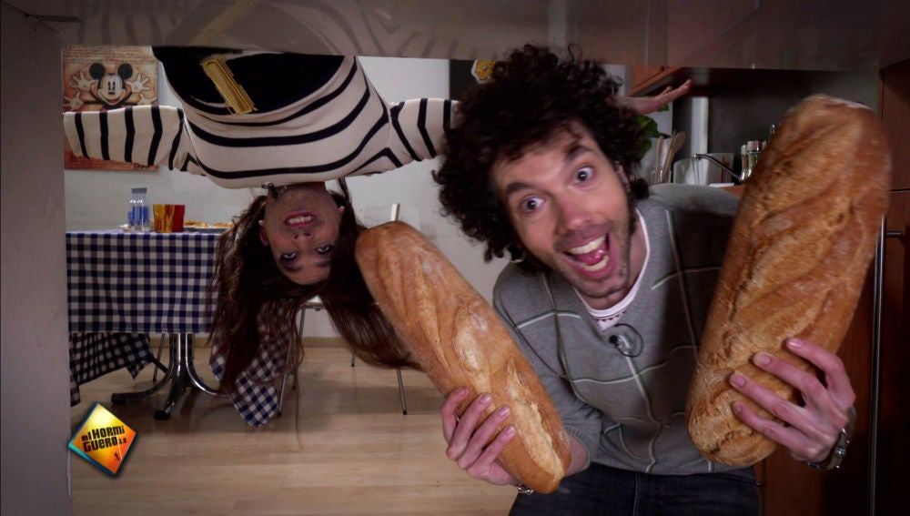El homenaje al pan más divertido hecho por Juan y Damiana