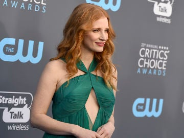 Jessica Chastain negocia su aparición en 'It 2'