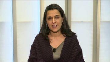 """Anna Gabriel asegura que no está en Suiza """"de vacaciones"""": """"Hay una persecución política"""""""