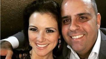 María Jesús Ruiz y Julio Ruz