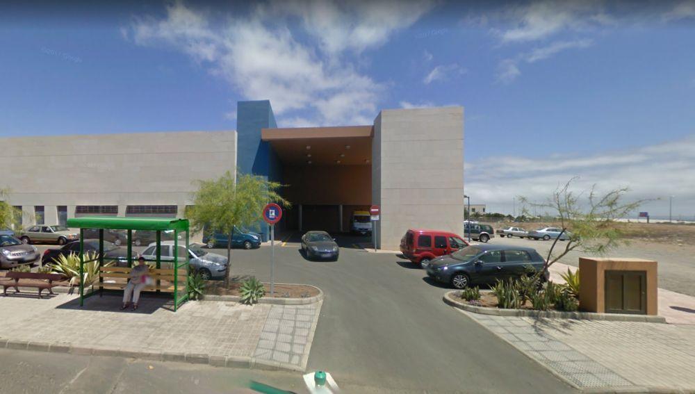 Centro de salud de Doctoral, en Gran Canaria