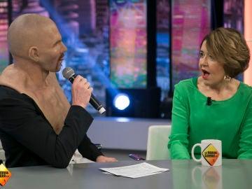 Pablo Motos saca a la luz la broma más pesada que le hizo a su hermana con una máscara hiperrealista