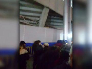 El himno de España de Marta Sánchez sonó en el Coliseum