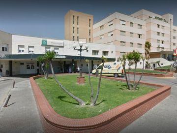 Hospital de la Línea de la Concepción