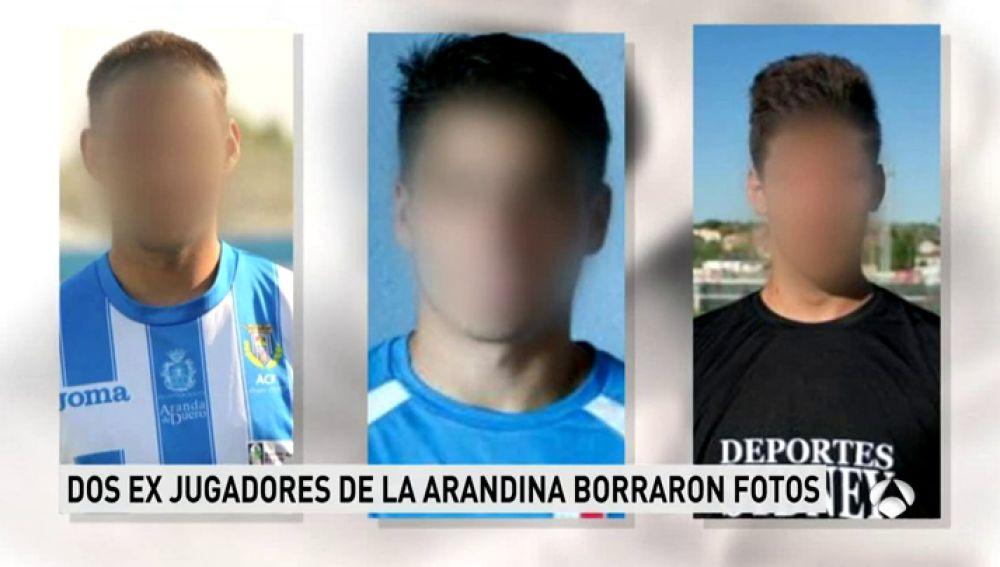 La menor que denunció a los jugadores de la Arandina llamó 35 veces a uno de los futbolistas horas antes de la presunta agresión sexual
