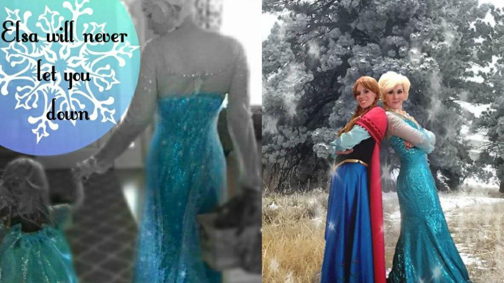 Royally Enchanted Princess and Characters Parties
